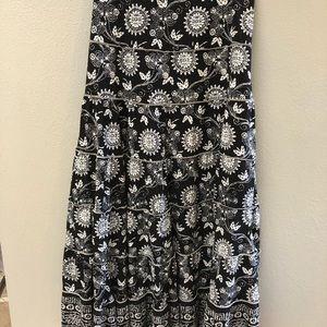 Tiered Summer skirt